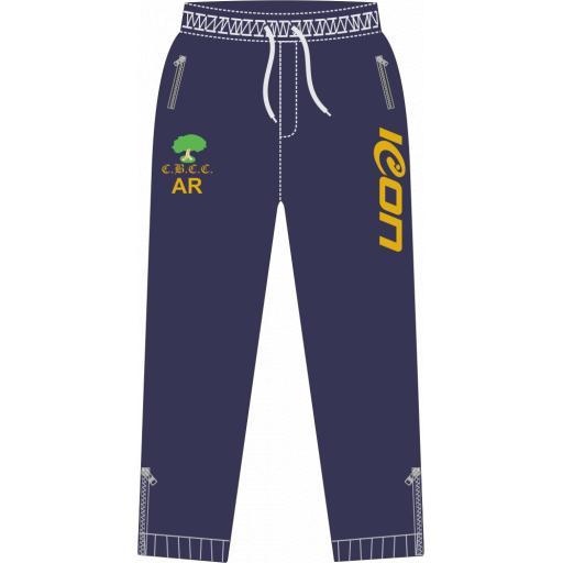 Colwyn Bay CC Slim Fit Track Pants