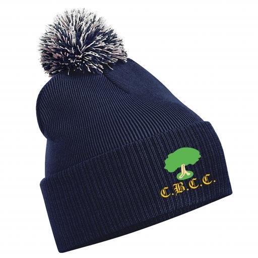 Colwyn Bay CC Club Beanie Hat