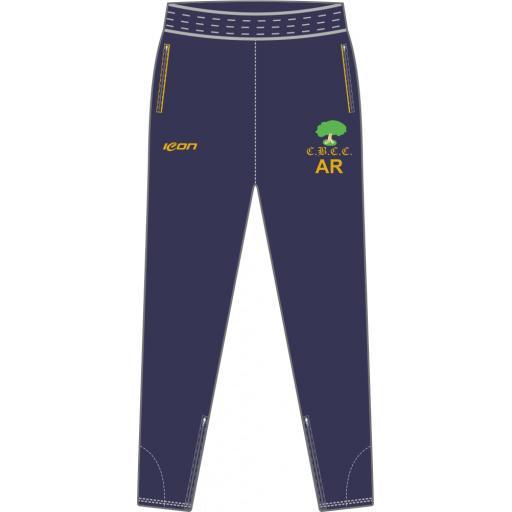 Colwyn Bay CC Skinny Fit Track Pants