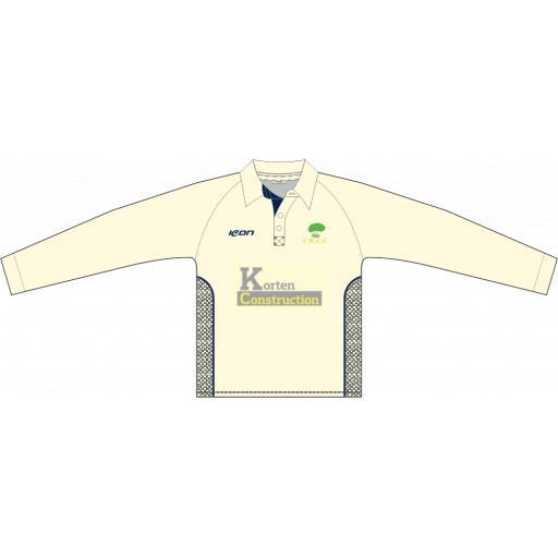 Colwyn Bay CC Playing Shirt - Long Sleeve