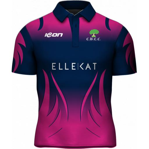 Colwyn Bay CC T20 Womens Shirt - Short Sleeve