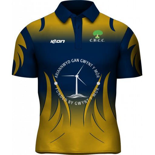 Colwyn Bay CC T20 MACS Mens Shirt - Short Sleeve