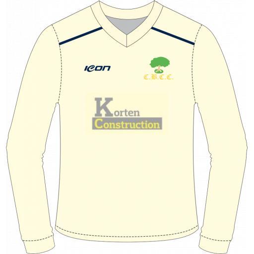 Colwyn Bay CC Sweater - Long Sleeve