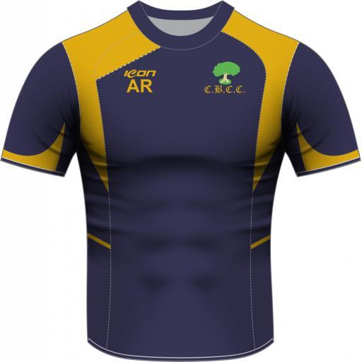 Colwyn Bay CC Training T-Shirt - Short Sleeve