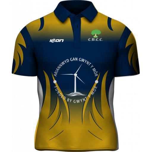 Colwyn Bay CC T20 MACS Womens Shirt - Short Sleeve