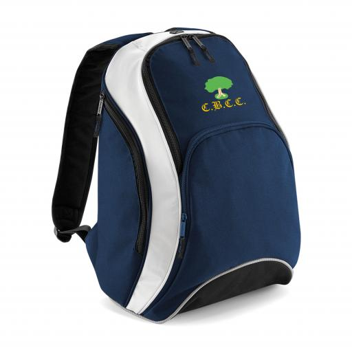 Colwyn Bay CC Club Backpack